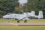 81st FS A-10s Go Home
